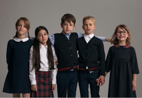 Элегантная школьная форма – прививка чувства стиля и вкуса с детства